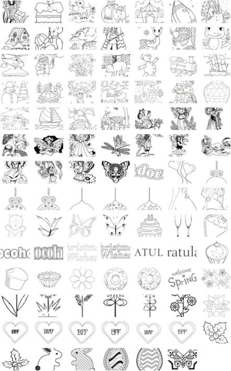 Paper Collage \u2022 Digital Art Print \u2022 Greyscale Erased