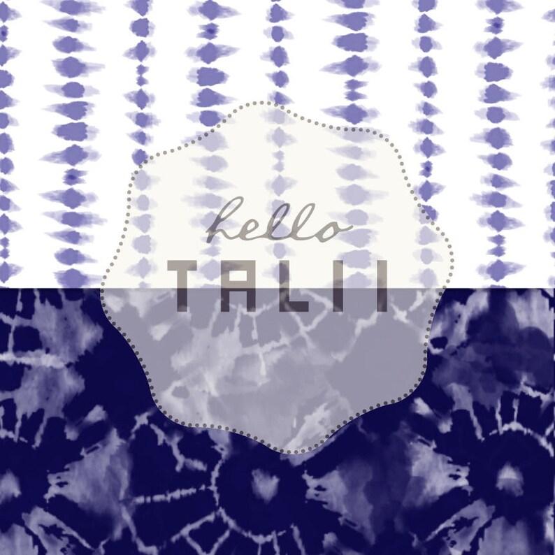 a08fdddbfaa6 SHIBORI Digital Paper Shibori patterns Indigo Batik