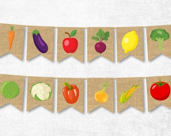 Farmers Market Vinyl Banner Sign Produce Fruit Vegetables Fresh Tomatoes Corn
