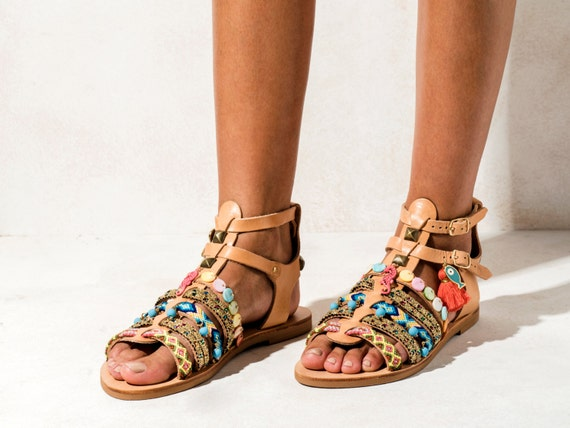 9f978a151712 Sandals Saltwater handmade to order