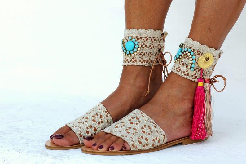 223e8da5a8ab Sandals Avalon handmade to order