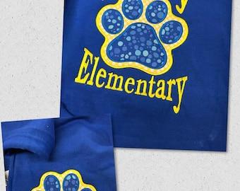 Ensley Elementary Zip Up Hoodie