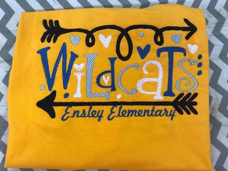 Wildcats Tshirt
