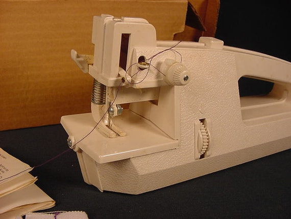 Super Stitch Sewing Machine 40 Southbury Mfg Co Etsy Amazing Super Stitch Sewing Machines