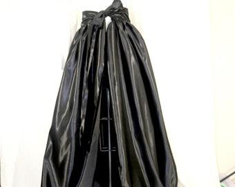 27d21656c29 Our Most Popular Customer Favorite Front Open Satin Skirt Women s Maxi Skirt  Wrap Africa Dashiki Dress Women s Wedding Gown