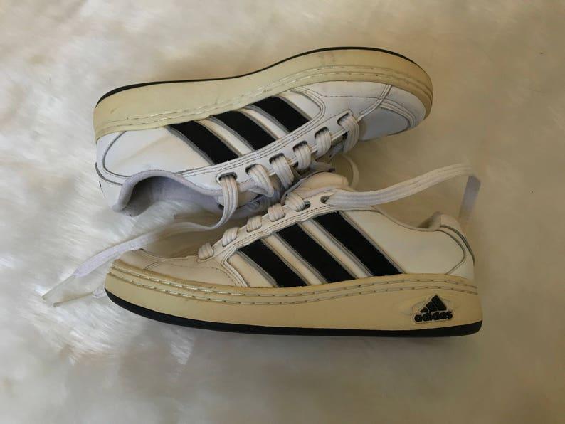 Chaussures De 6 Adidas 3m Tennis Vintage 1999 Rayures Taille Réfléchissantes 5 wOiXPuZkT