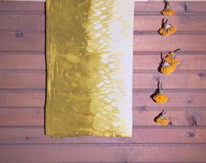 Botanic Dyed Table Linen