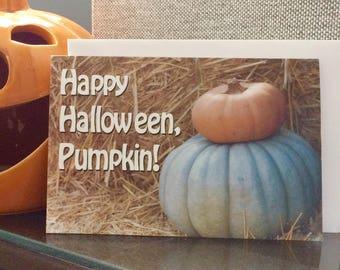 Happy Halloween, Pumpkin!