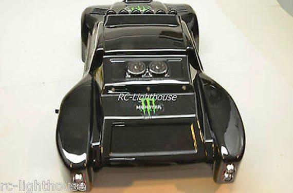 Traxxas Slash 4x4, 2WD, RC10 Custom RC LED Light Set #44