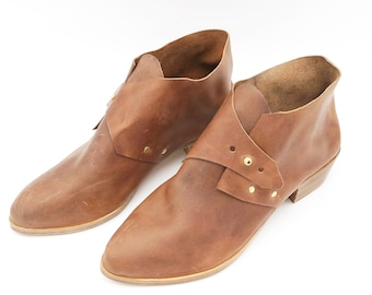 The Mussenden. Tempesti Cuoio. 3cm. Handmade Boots. Comfort Shoes. Soft Shoes.