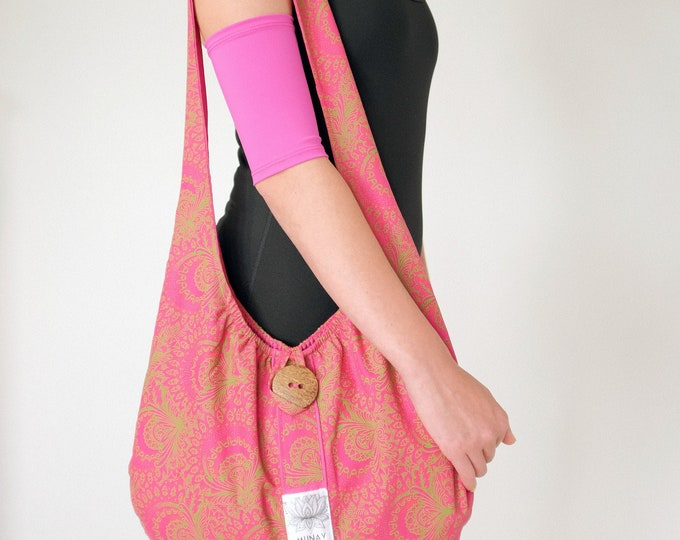 Pretty in Pink Pack- Includes Treatment Sling Bag and Pink Picc Line Cover