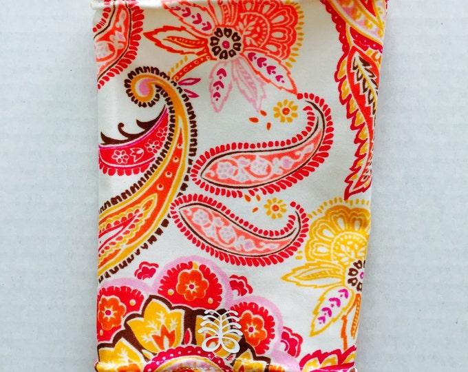 Pretty Paisley Picc Line Cover