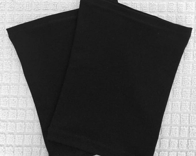 2 pack bold black picc line covers to go with everyday outfit
