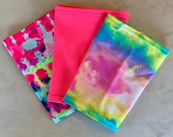 Groovy Girl 3 Pack Picc Line Covers           (Includes groovy tie dye, hot pink, multi color tie dye)