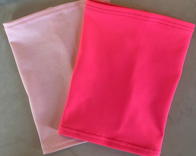 Pretty in pink 2 pack picc line covers-perfect pack to go with any outfit!