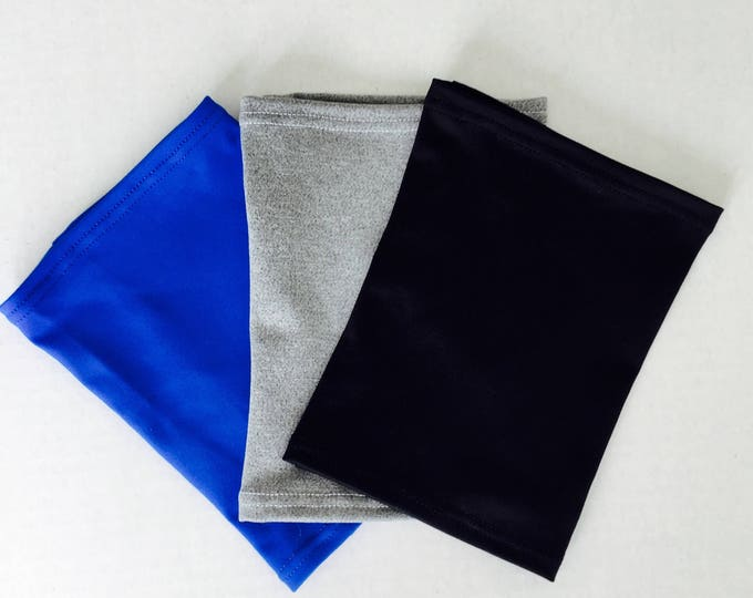 3 fan favorite Pack Picc Line Cover Package-royal blue, grey and black