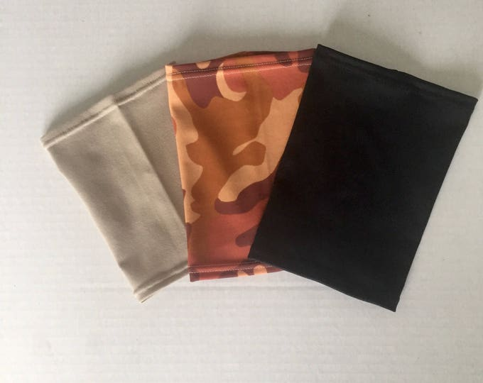Hide that Line 3 Pack Picc Line Covers (black, beige and camouflage)