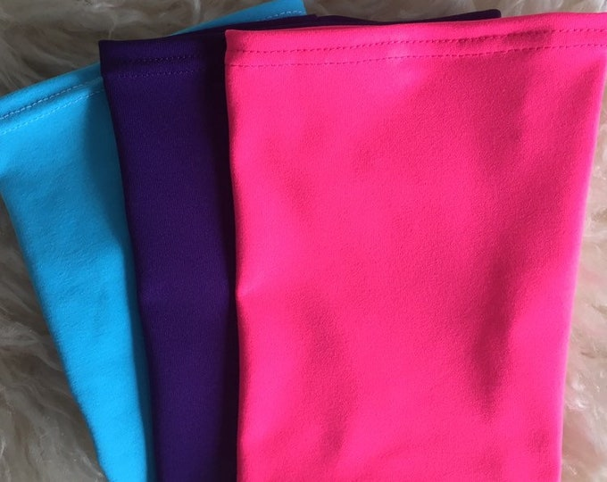 Brilliantly Bright 3 Pack Picc Line Covers-Includes hot pink, turquise and purple