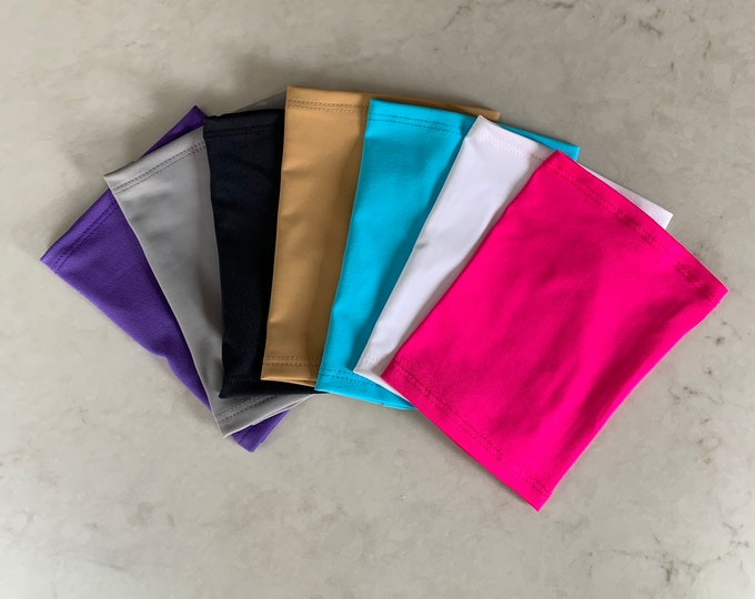 7 Day Picc Line Cover Pack-Includes a cover for every day of the week. Grey, black, beige, turquoise, purple, white and pink covers