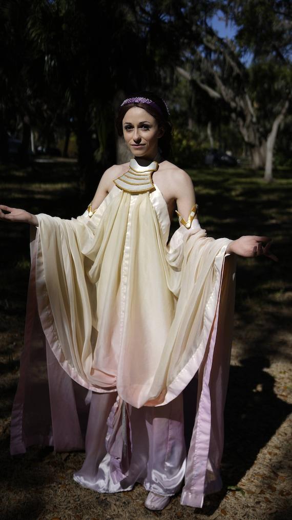 Padme Amidala Lake Retreat Gown   Etsy