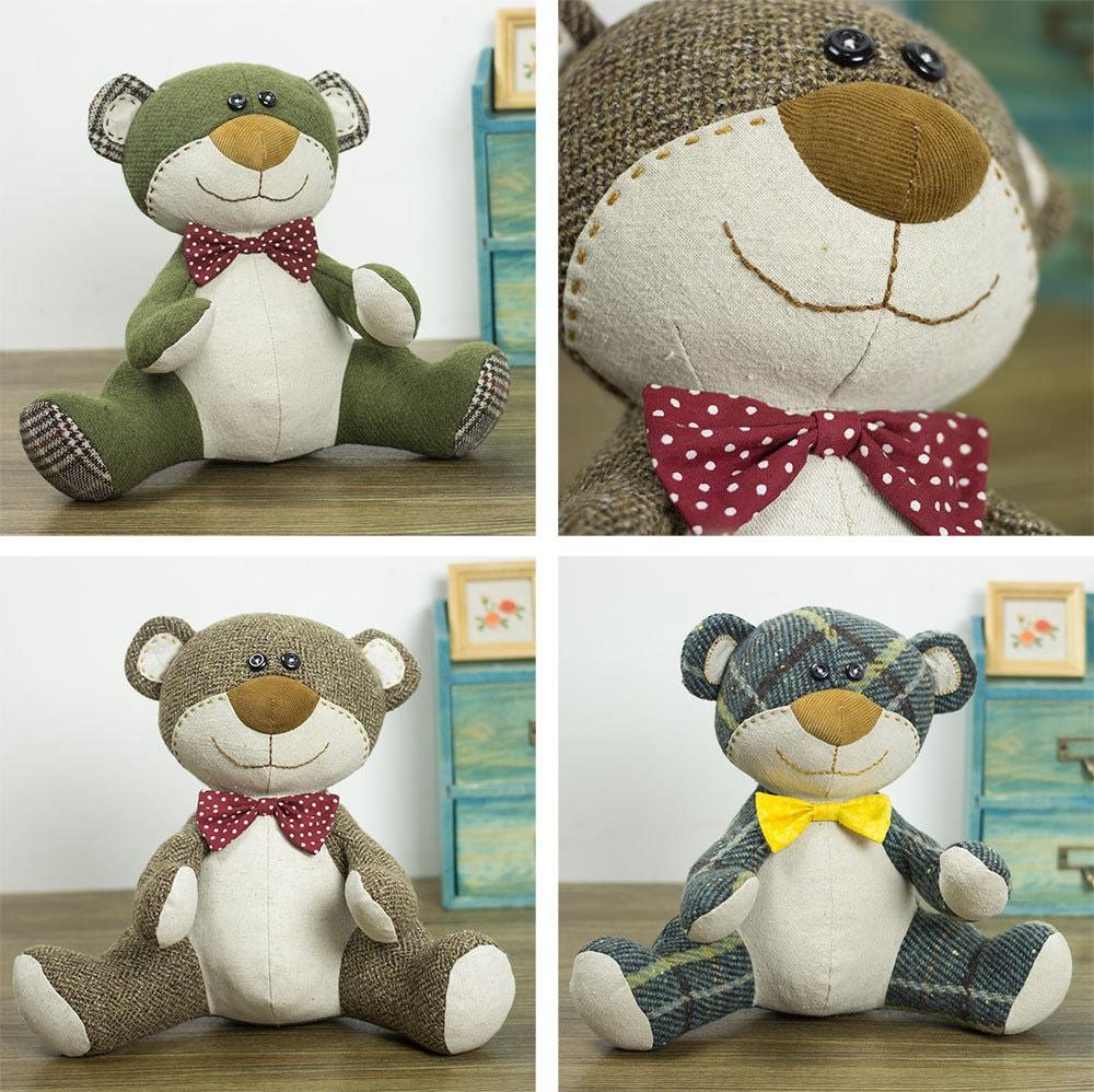 Easy Teddy Bear Pattern