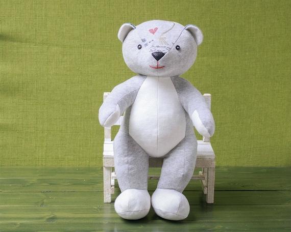 How to Make an Easy Origami Teddy Bear | 456x570