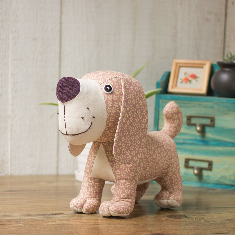 Stuffed Dog Toy Pattern