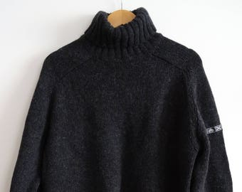 Sweater collar man rolled HOME CORE Size XXL - Made in Italy