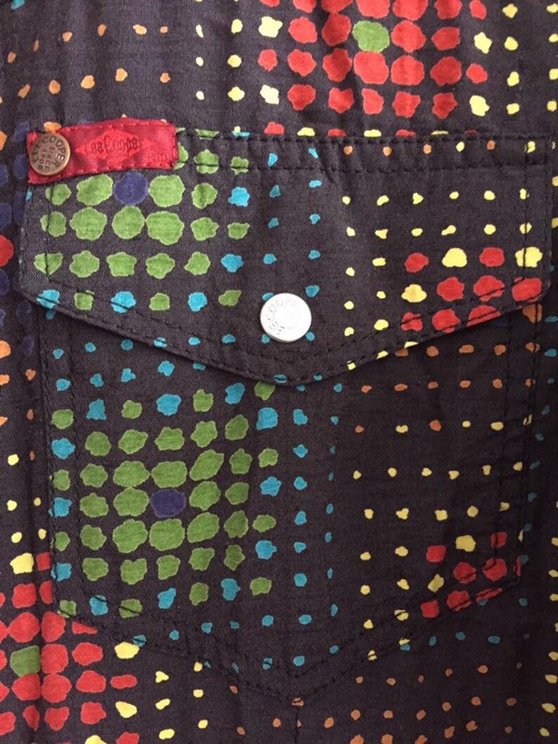 LEE COOPER multicolor women shirt size M