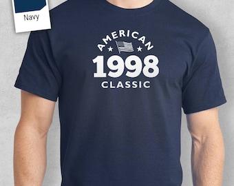 20th Birthday 1998 Gift Idea For Shirt 20