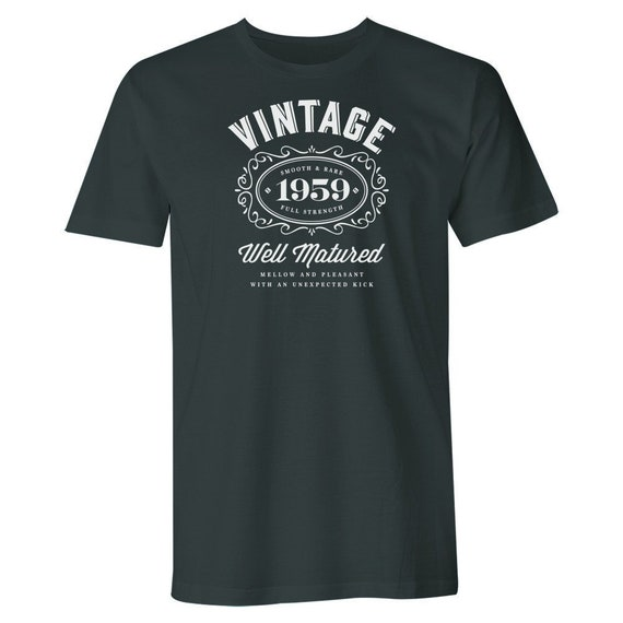 60th Birthday 1959 Gift Shirt For An