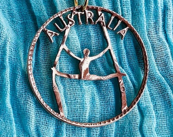 Australian Silk Tissue penny