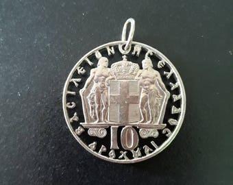 Greek 10 cent