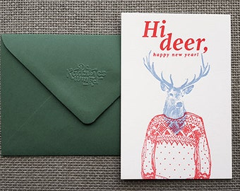 Hi deer
