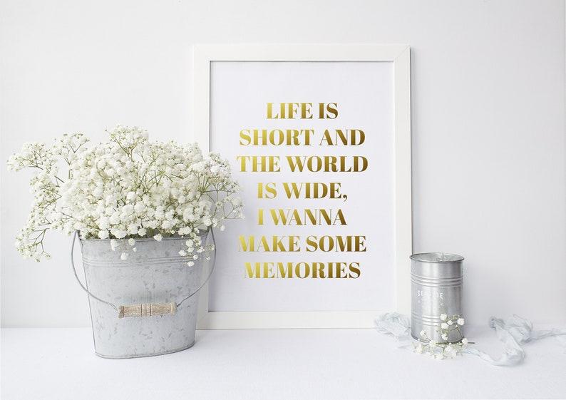 Mamma Mia  Life Is Short The World Is Wide  Abba  Mamma Mia image 0