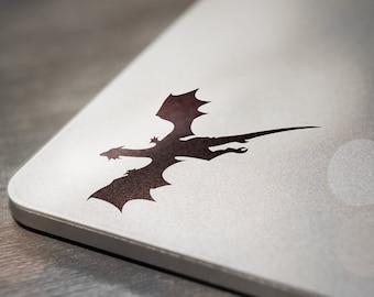 Dragon Laptop Decal Sticker