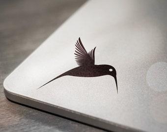 Hummingbird Laptop Decal Sticker