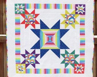 Star Crossing Quilt Pattern