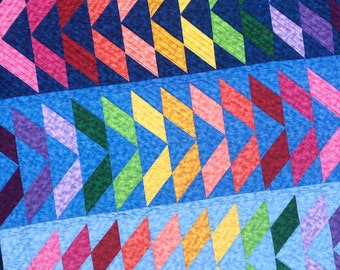 Opposite Directions Quilt Pattern