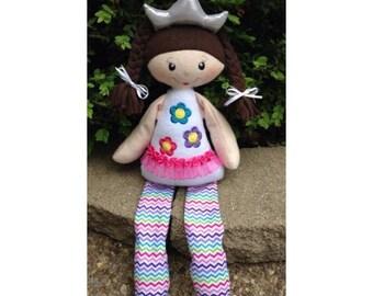 In Hoop Matilda Jane Doll