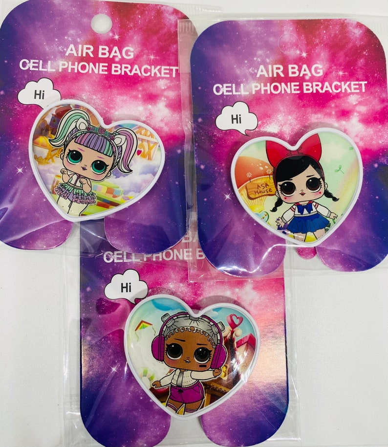 3-Doll baby Cellphone Sockets
