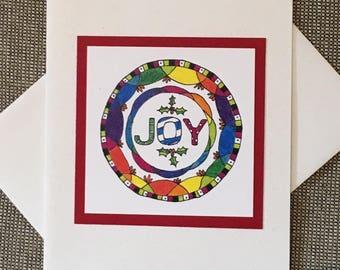 Joy Greeting Card Set