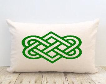Teaghlach Family Gaelic Pillow Cover