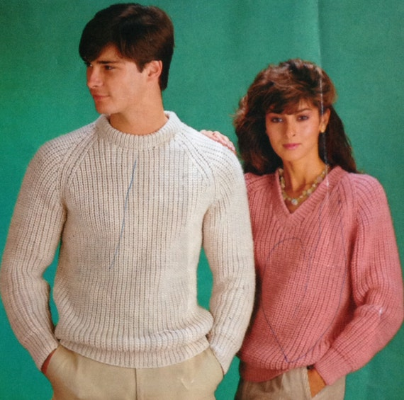 d3b874532b259a Knitting Pattern Ladies Women s Mens