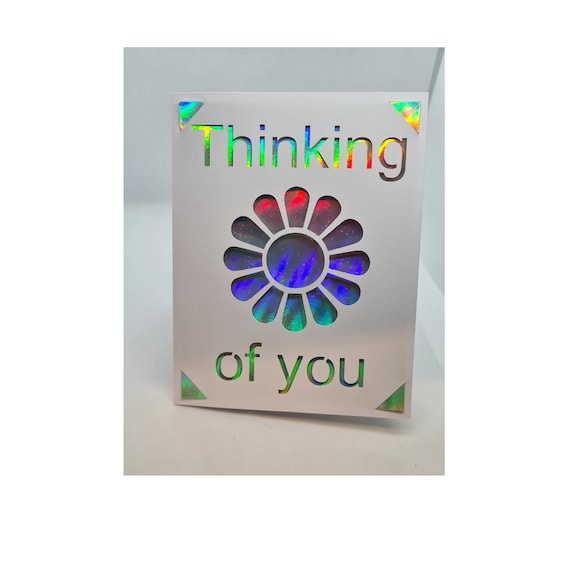 5 inch Anniversary card Digital file compatible with cricut and silhouette machines 4.25 x 5 Joy ready