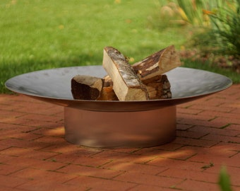 Stainless Steel Fire Pit Hestia