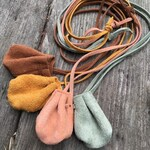 Tiny Treasure Pouch Necklace