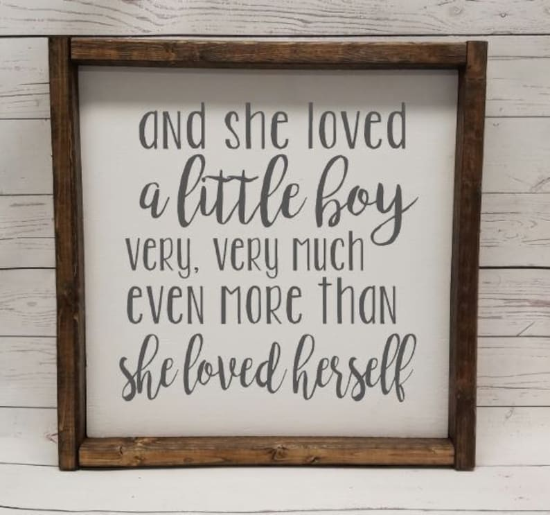 She loved a little boy more than she loved herself Farmhouse image 0