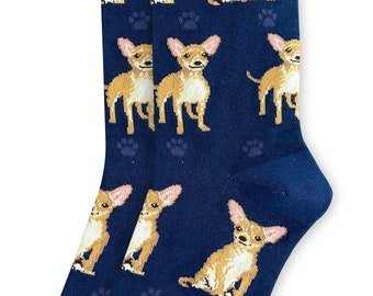 Boots Shoes with Chihuahua Dog Dog Breed Dog Lover Gift for Men and Women