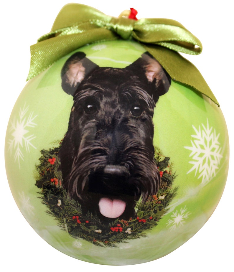 Goldendoodle Christmas Ornament Shatter Proof Ball Easy To Personalize A Perfect Gift For Goldendoodle Lovers